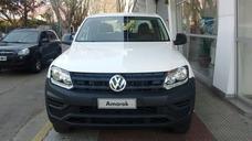 Volkswagen Amarok Tdi Trendline 4x2 0km Linea Nueva 2018