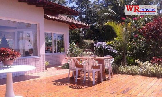 Chácara Residencial À Venda, Vila Balneária, São Bernardo Do Campo. - Ch0022