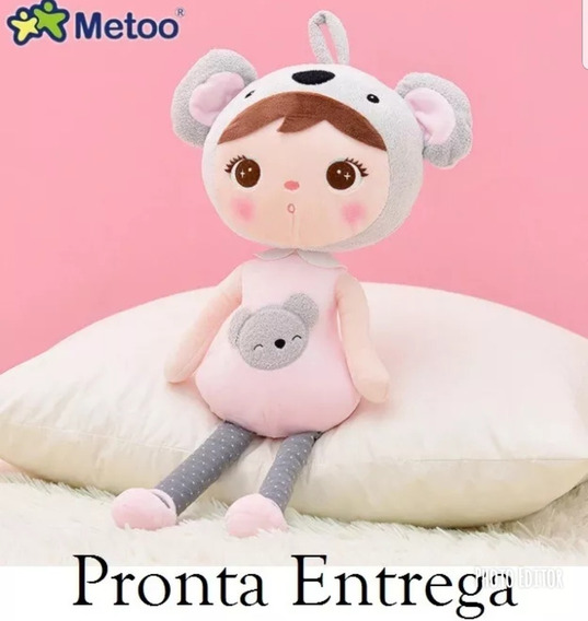Boneca Metoo Coala Keppel Jimbao Original Com Nota