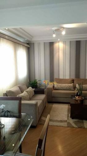Apartamento Com 2 Dormitórios À Venda, 59 M² Por R$ 240.000,00 - Condomínio Residencial Beija-flor - Itatiba/sp - Ap0247