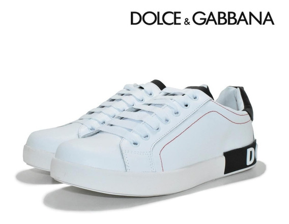 Tenis Masculino Dolce & Gabbana King Lançamento
