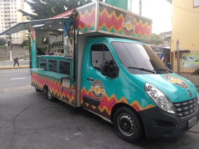 Renault Master Food Truck Rendável