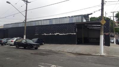 Galpão Comercial À Venda, Planalto Paulista, São Paulo.