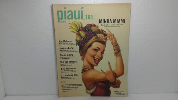 Revista Piauí 104