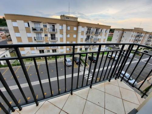 Apartamento Com 2 Dormitórios Para Alugar, 46 M² Por R$ 1.000,00/mês - Villagio Do Sol - Mogi Mirim/sp - Ap0053
