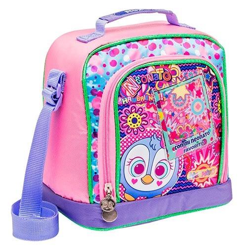 Lonchera Escolar Niña Neonatos Ruz 126616 Rosa 88159 S5