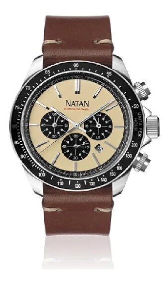 Relógio Natan Cronógrafo Esportivo Masculino Nimo14504