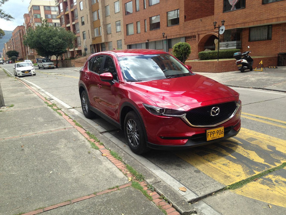 Mazda Cx5 2019, Touring, Motor 2.5, Rojo Diamante.