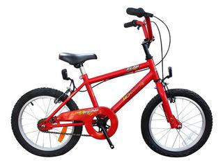 Bicicleta Bmx Rodado 16 Nene Niño // Richard Bikes
