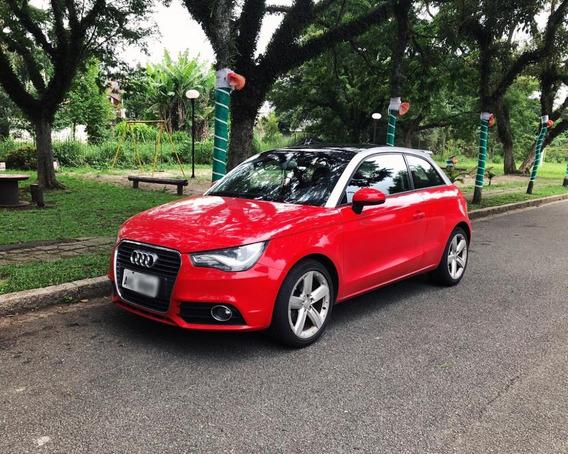 Audi A1 1.4 Turbo Com Teto Solar - Top De Linha