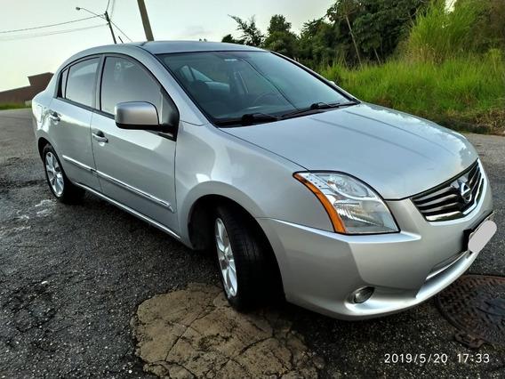 Nissan Sentra 2.0 Automático 2012 Prata 4 Portas