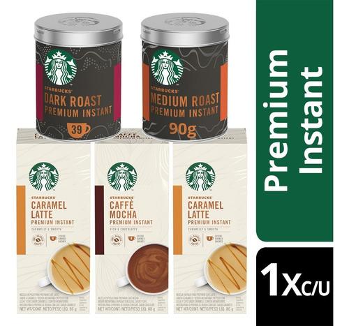 Café Starbucks® Premium Instant