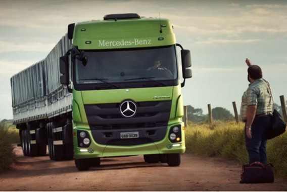 Actros 2646 6x4