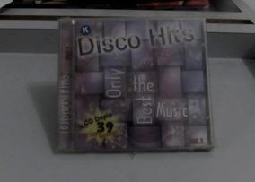 Cd Disco Hits Vol 1 39 Super Sucessos Duplo Novo Lacrado