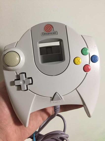 Controle Dreamcast Branquinho + Frete Grátis