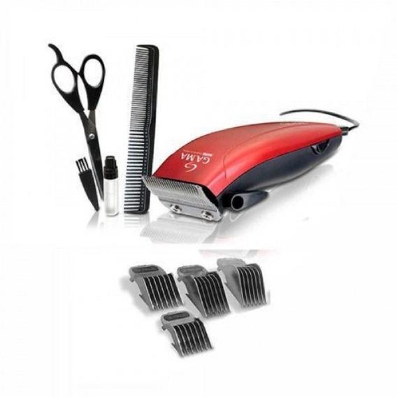 Máquina De Corte Cabelo E Barba - Gm 580 - Ga.ma Italy 110v