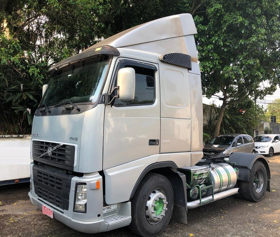 Volvo Fh 380 4x2 2005 Mb/scania/iveco/ford/vw
