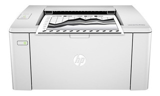 Impresora Hp Laserjet Pro M102w Usb Wifi Usada Lanus
