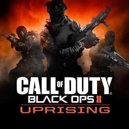 Dlc Uprising P/black Ops 2 Cod Bo2 Br - Ps3 Playstation 3