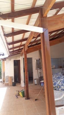 Instalação De Calhas Rufos E Chaminés