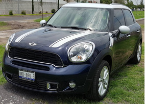 Mini Countryman S Chili 2014