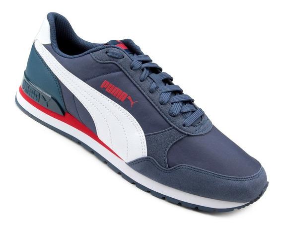 Tênis Puma St Runner Sd Casual Loja Marceloshoes Sneakers
