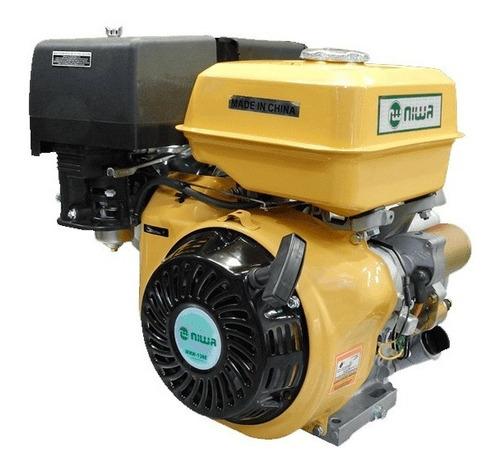 Motor Niwa 13 Hp Eje Horizontal Naftero Mnw13ec