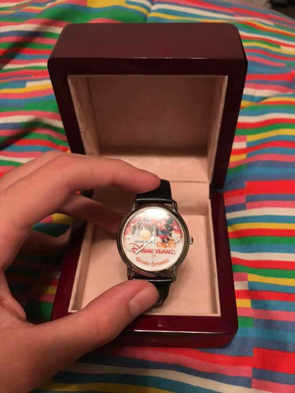 Relógio Original - Comemoração Abertura Da Disney Hong Kong