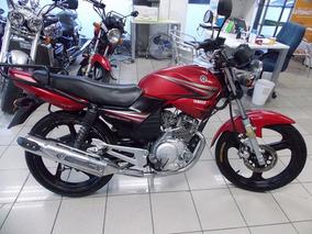 Yamaha Ybr 125ed 2015