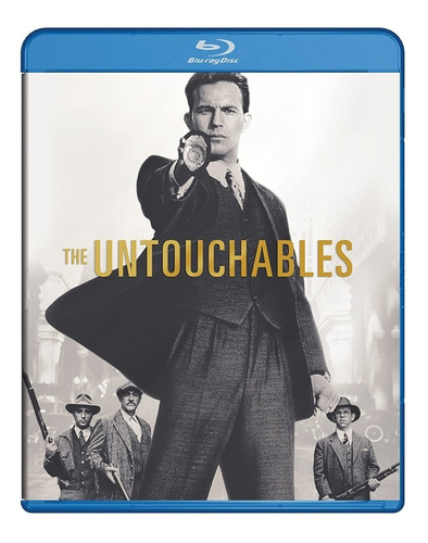 Blu-ray Los Intocables  / The Untouchables