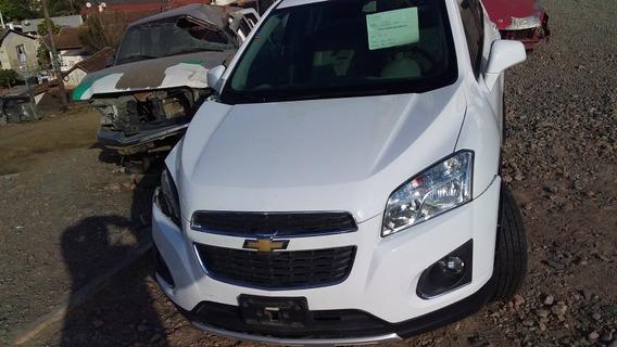 Chevrolet Tracker Ltz Ltz Sucata Para Retirada De Peças