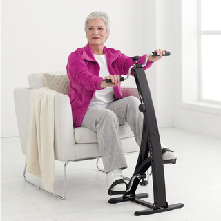 Bicicleta Fija Dual Cycle Rehabilitación Ejercicio 3ra Edad