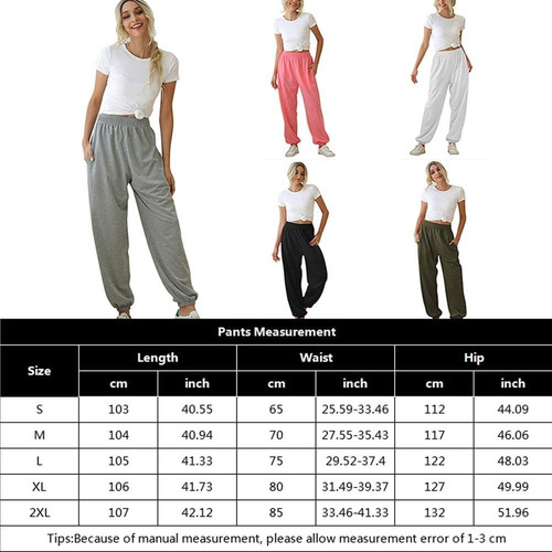 Iymoo Pantalones Deportivos Para Mujer Sueltos Informales Mercado Libre