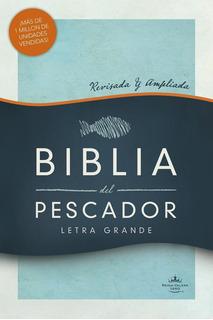 Biblia Del Pescador Reina Valera Letra Grande Y Letra Normal