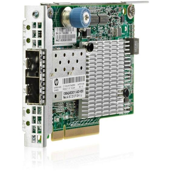 Placa De Rede - Hp -10gb 2-port 534flr - 700751-b21