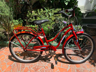 Bicicleta Paseo Unisex