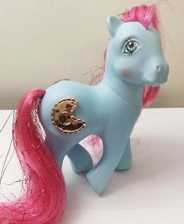 A60 Mi Pequeño Pony G1 Princess Royal Blue. 1987. Retro. My