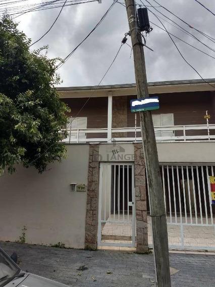 Casa Com 3 Dormitórios À Venda, 197 M² Por R$ 650.000,00 - Parque Jambeiro - Campinas/sp - Ca13876