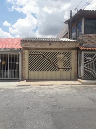 Imagem 1 de 15 de Casa Para Venda No Bairro Jardim Silvia Em Guarulhos - Cod: Ai22647 - Ai22647