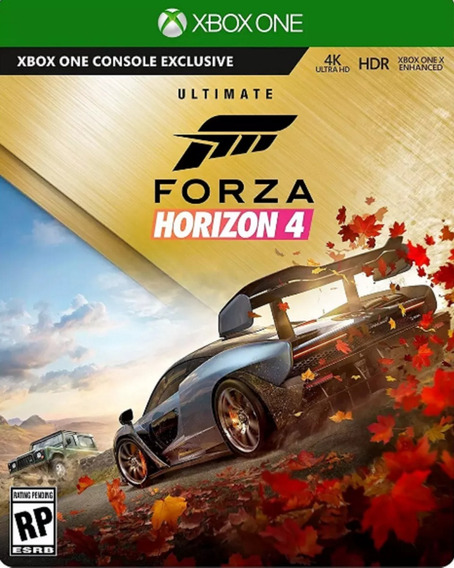 Forza Horizon 4: Ultimate Edition !!! Xbox One