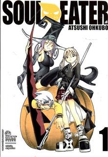 Manga, Soul Eater Vol. 1 / Atsushi Ohkubo / Ovni Press
