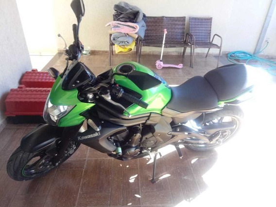 Kawasaki Er 6n 2015 Com Escape Esportivo + Original