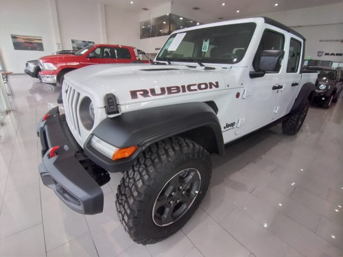 Imagen 1 de 9 de Jeep Gladiator  Rubicon 3.6l At8 4x4- Adt