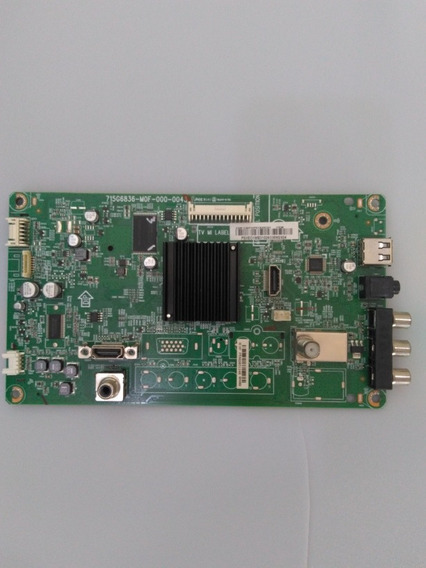 Placa Principal 715g6836-m0f-000-004 Tv Philips 32phg4900/78
