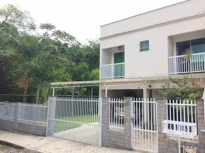 Casa Residencial À Venda, Salto Do Norte, Blumenau - Ca0787. - Ca0787