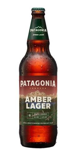 Cerveza Patagonia Amber Lager 730ml X6