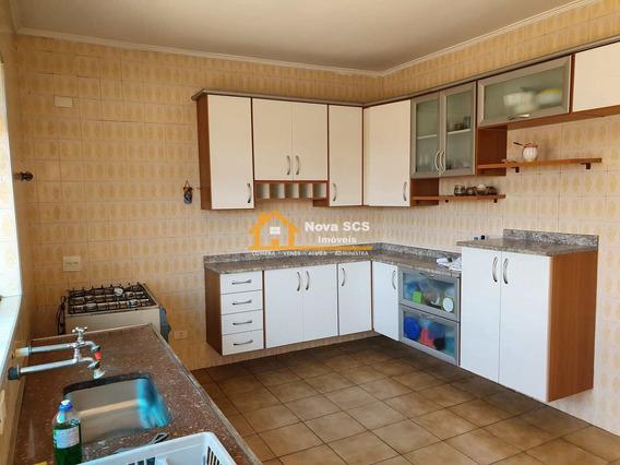 Casa Com 2 Dorms, Santa Maria, São Caetano Do Sul - R$ 620 Mil, Cod: 595 - V595