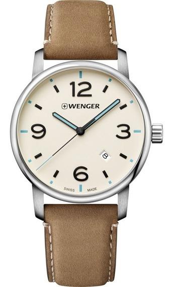 Relógio Masculino Suíço Wenger Urban Classic 01.1741.120