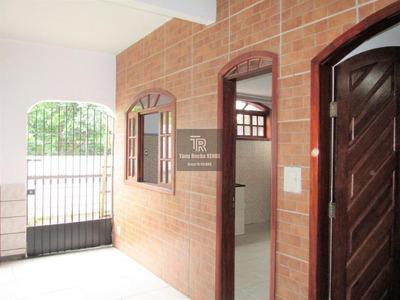 Casa 2 Quartos, Suíte E Garagem - Fonseca - Ca0042