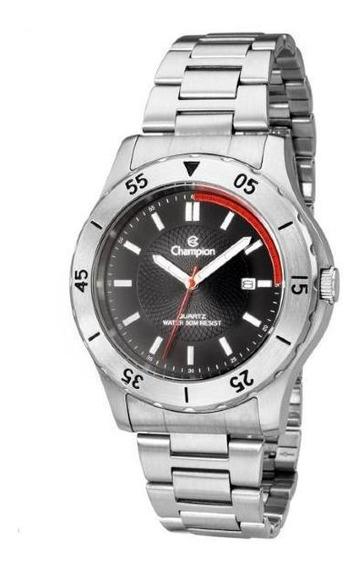 Relógio Champion Masculino Ca30150c + Pulseira Bracelete